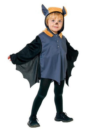 Fledermaus Cape Gr. 104/116 (Kinder)