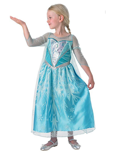 # Elsa Premium Dress Frozen | Die Eiskönigin (Kinder)