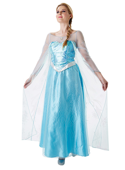 # Elsa Premium Dress Frozen | Die Eiskönigin