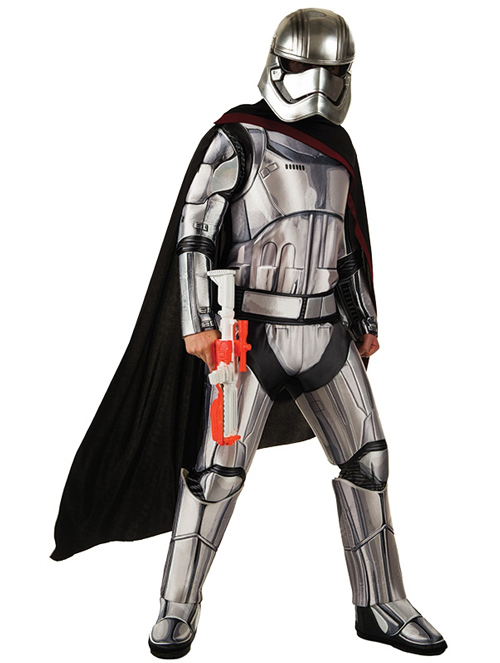 Captain Phasma Deluxe | Star Wars Lizenzkostüm