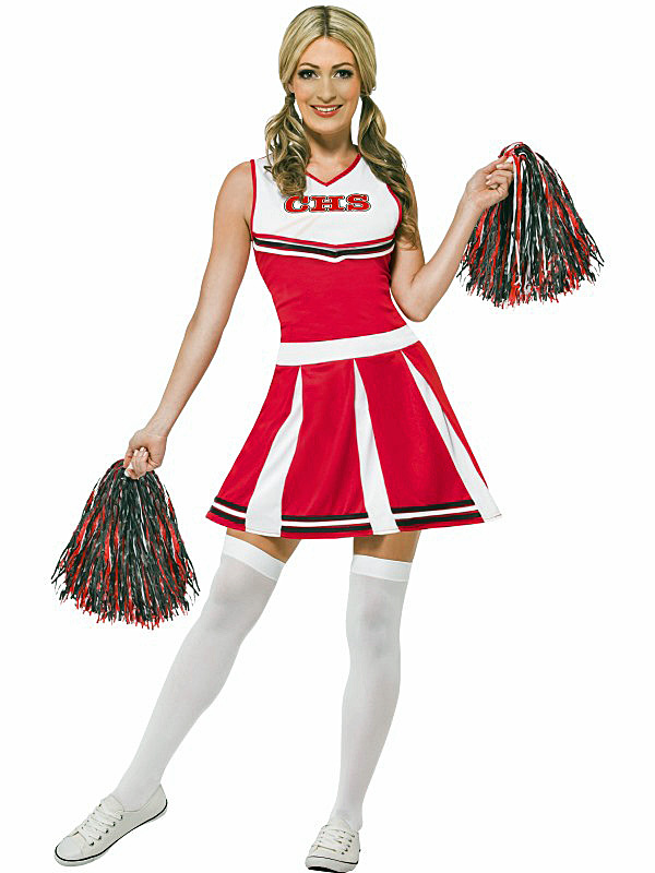 Cheerleader Gr. XS - M